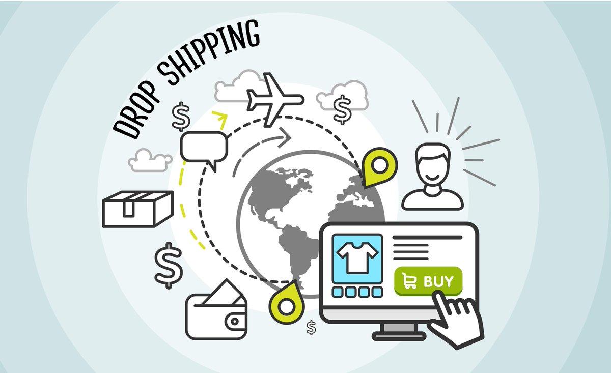 Dropshipping là gì? Ưu nhược điểm của mô hình kinh doanh dropshipping