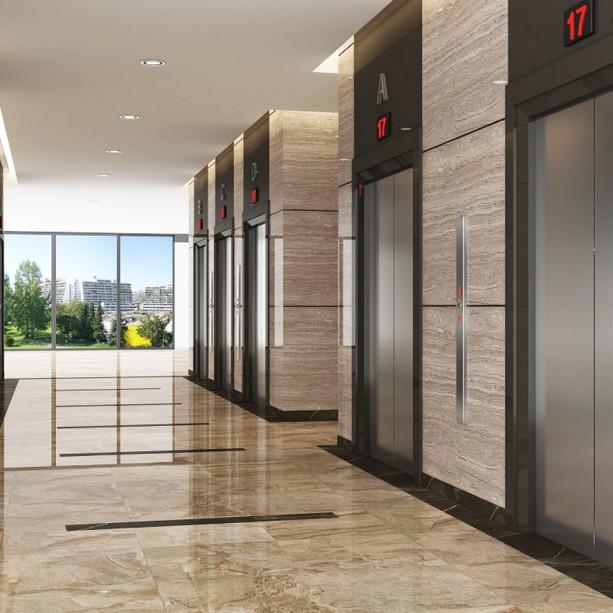6 tiêu chuẩn thiết kế thang máy cho nhà cao tầng