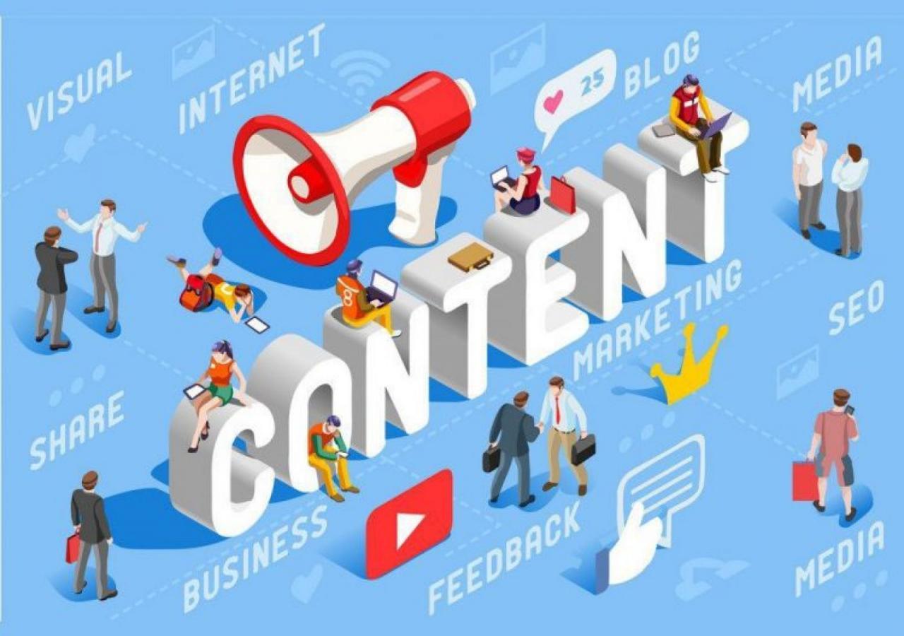 5 Xu hướng Content Marketing nổi bật cần chú ý năm 2019 - Chiến Lược   Giải  pháp Digital Marketing
