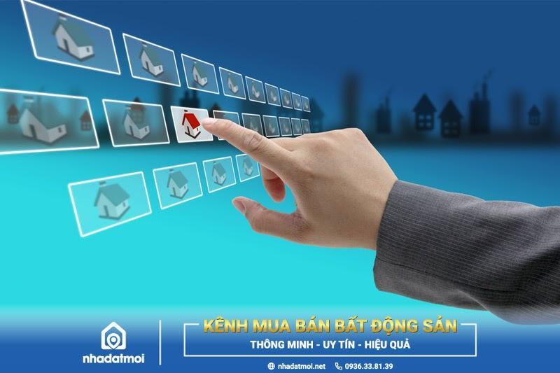 Nhadatmoi.net hiện đang là kho tổng hợp tin rao bất động sản nhiều nhất cả nước