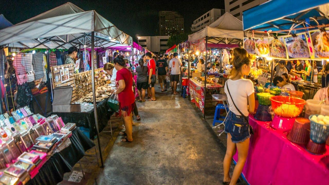 Top 5 chợ không thế bỏ qua nếu muốn đánh hàng Thái Lan