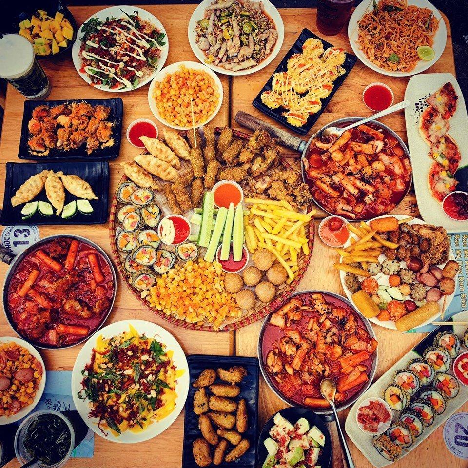 Kinh nghiệm kinh doanh đồ ăn vặthiệu quả